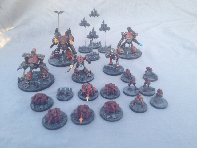 [Epic] Tyranides et Legion Titanique 375877IMG4145