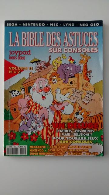 [MAGAZINE] La bible des astuces sur consoles 376507IMG20150404143310204