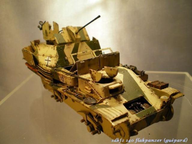 sd.kfz 140 flakpanzer (gépard) maquette Tristar 1/35 - Page 2 377273IMGP3197