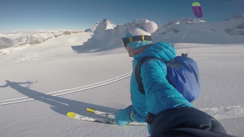 29 octobre...enjoy the glacier et snowkite Quiz 377782Snapshot99