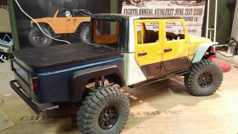 Jeep JK BRUTE Double Cab à la refonte! - Page 2 37786620141027114637