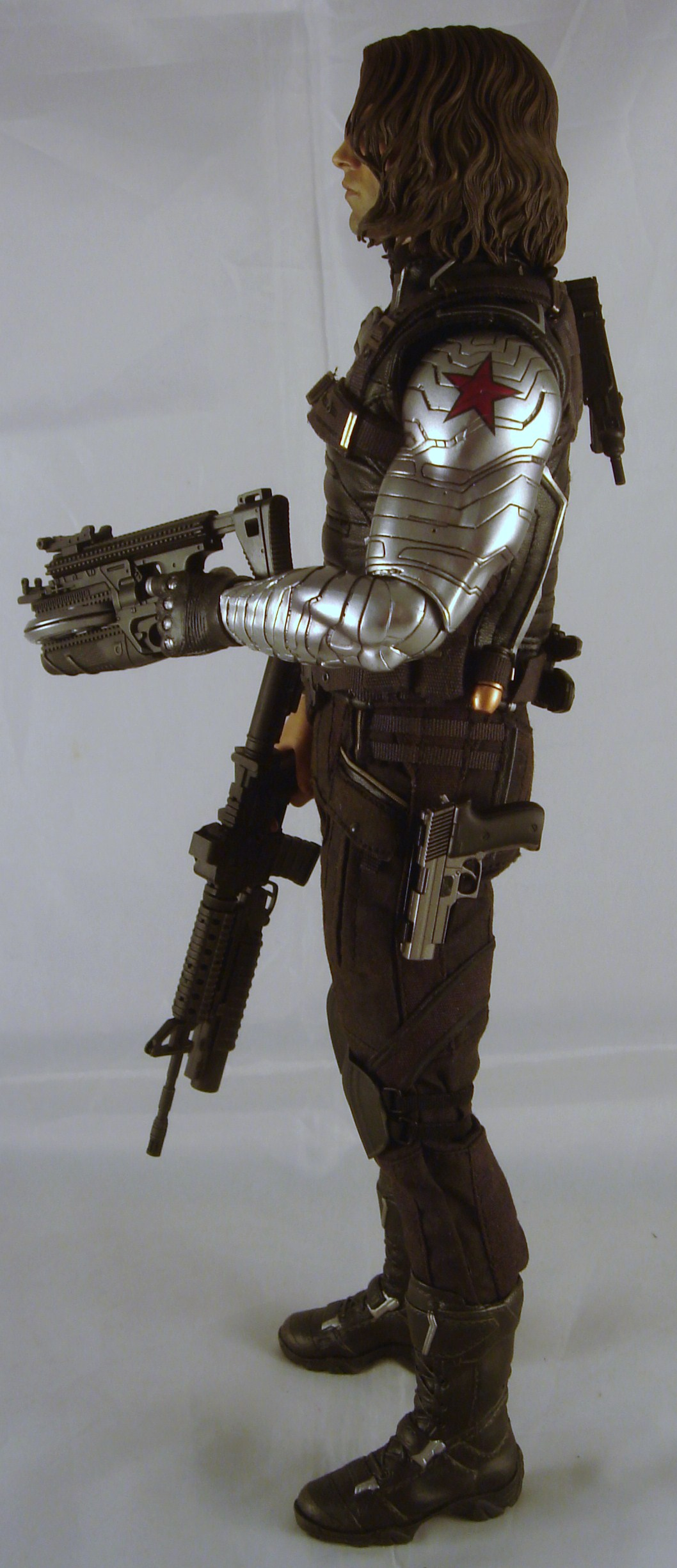 CAPTAIN AMERICA : THE WINTER SOLDIER - WINTER SOLDIER (MMS241) 378392DSC07523