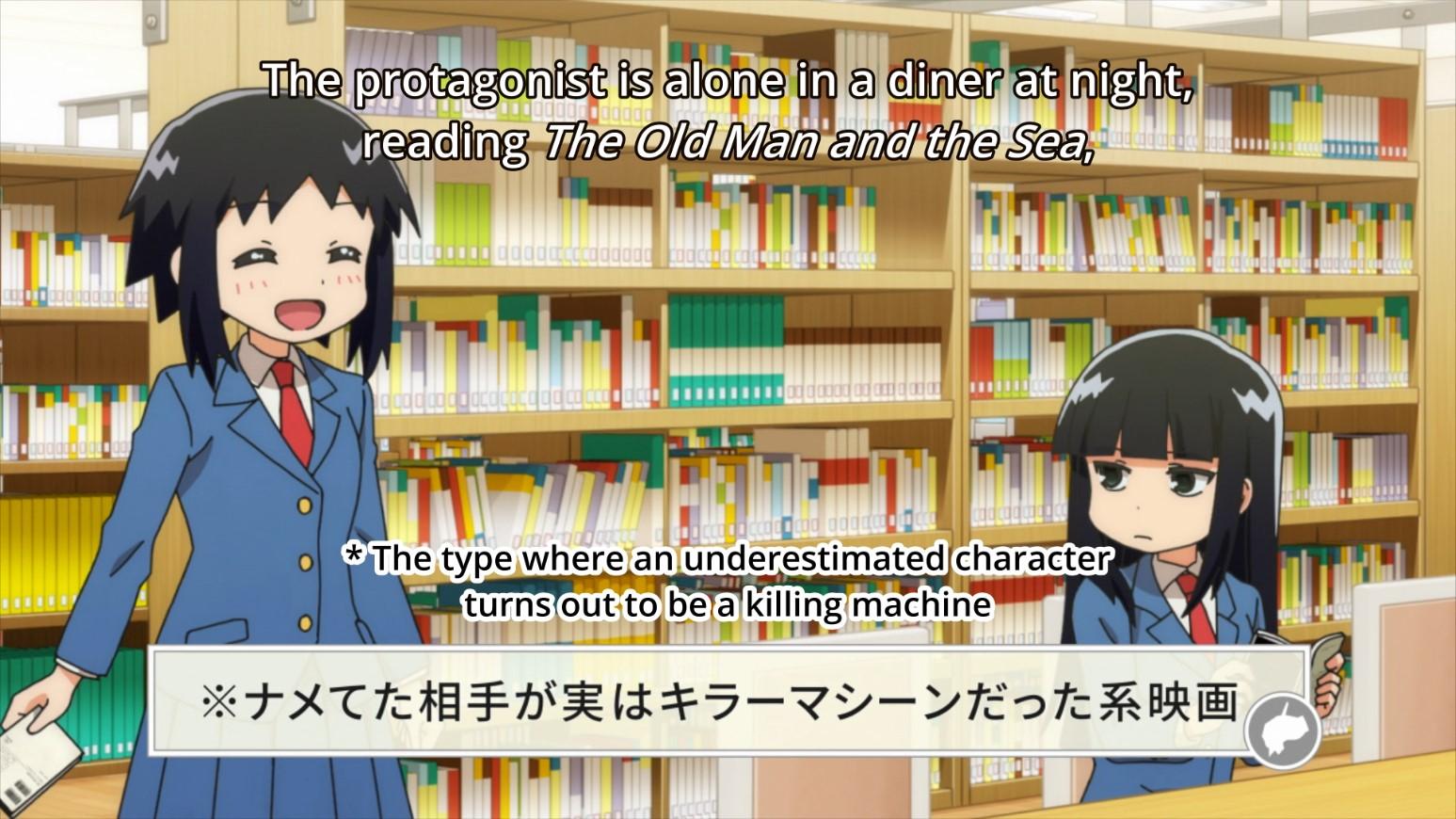 [2.0] Caméos et clins d'oeil dans les anime et mangas!  - Page 9 378801HorribleSubsBernardJouIwaku111080pmkvsnapshot000220161216184544