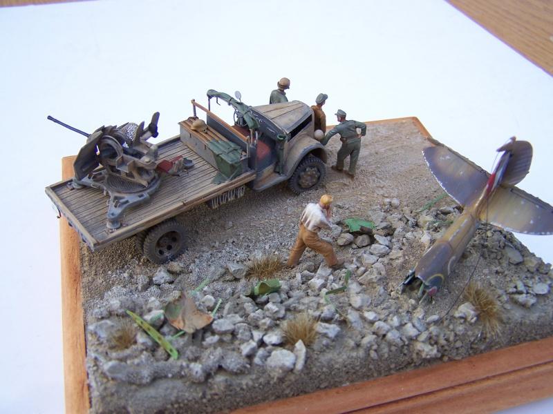 """""""Jabos Killer""""  Opel Blitz DCA Flak 38 3789461005826"""