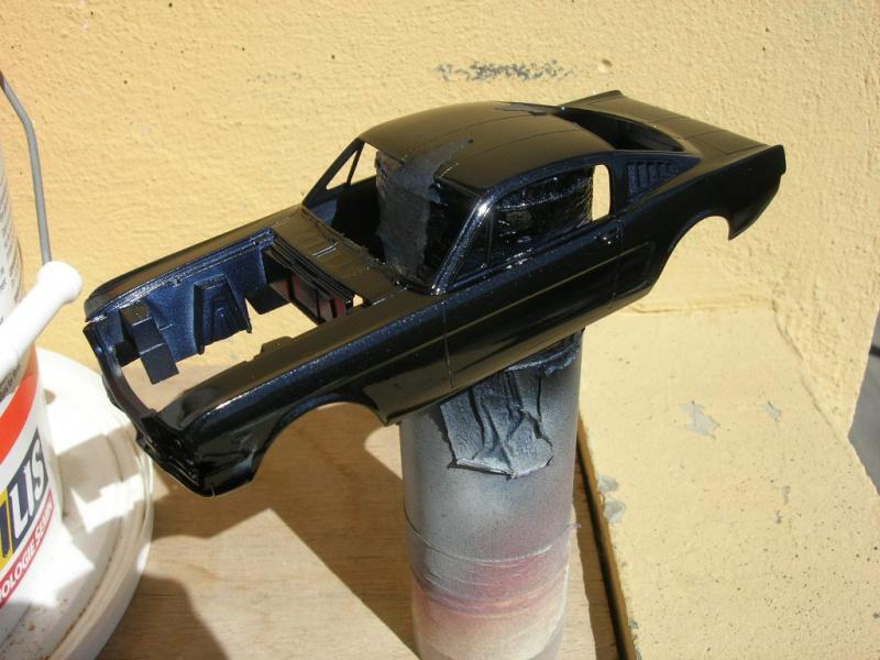 """Mustang Fastback""""65 Revell. 379603DSCN9988"""