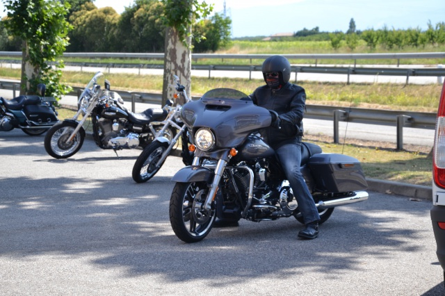 Pare jambe tissus pour Street Glide - Page 3 379674DSC0665