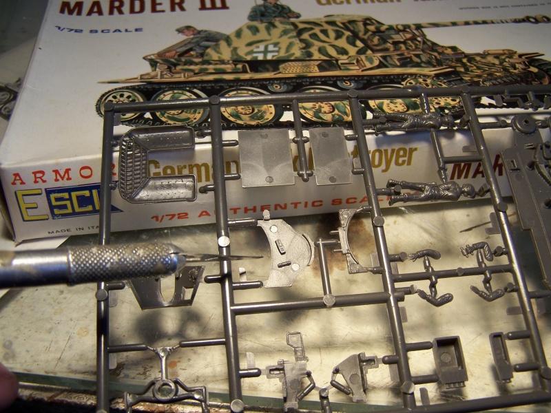 (Esci) Marder 3 panzerjager 3799001005432