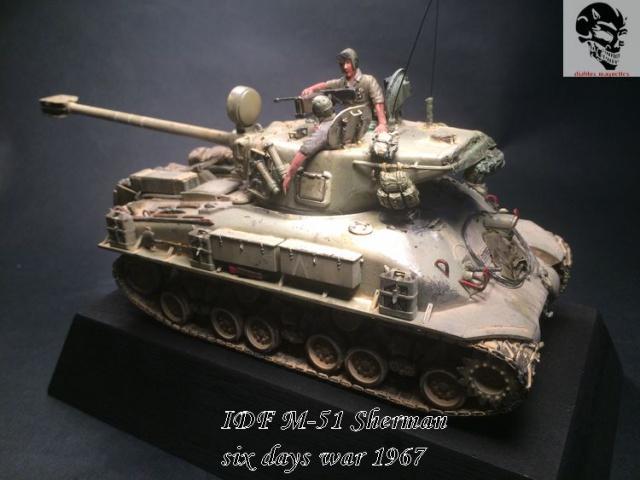 M-51 Super Sherman IDF - Academy 1/35 381074IMG4940