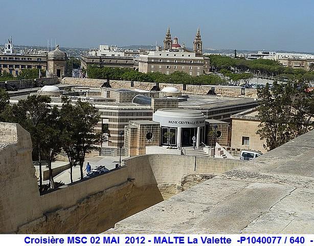 MSC Splendida Du 28 avril au 5 mai 2012 Gêne Barcelone Tunis La valette Taormine Messine Rome 381841P1040077