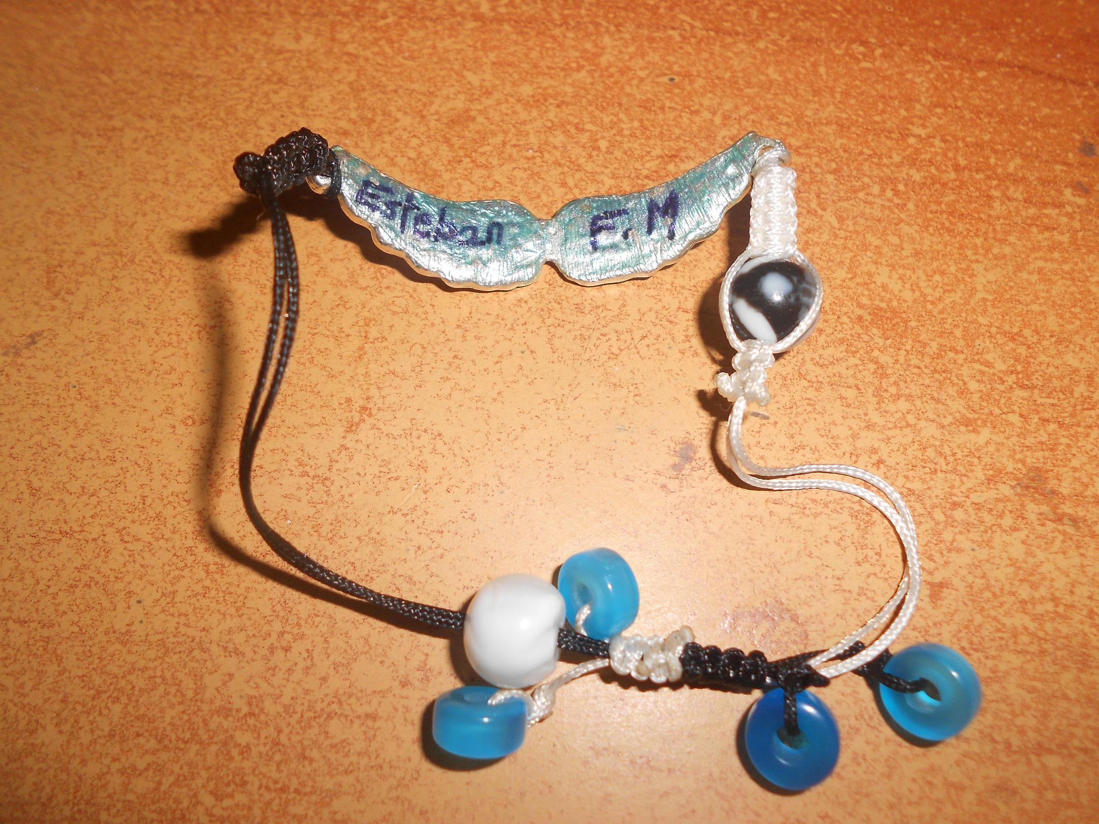 un bracelet en hommage a votre ange 381902braceletesteban002