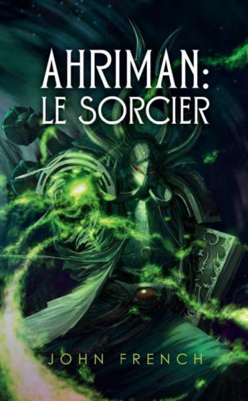 Ahriman: Le Sorcier de John French 3821849781780302300175