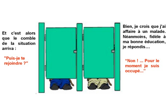 Images et dessins humoristiques - Page 5 382387Toilettes3
