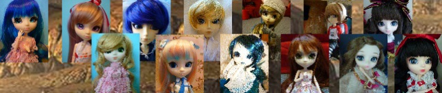 [Juillet] Pullip Alice Romantic Word 3826153022