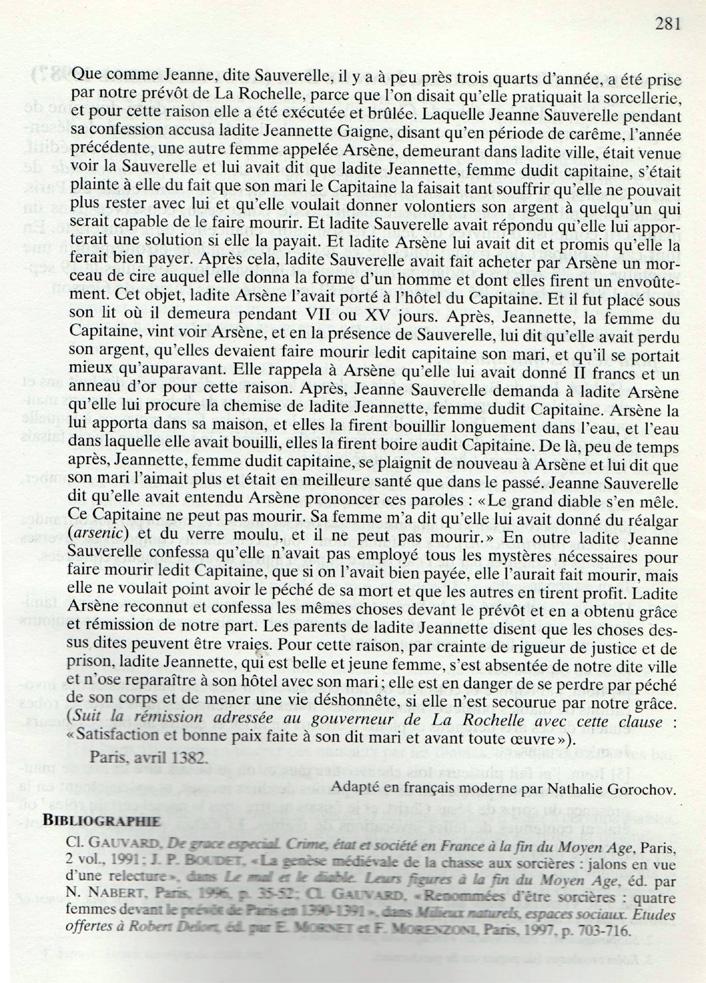 Platisme : caractéristiques, causes et conséquences de cette théorie du complot  383270sorcellerie2