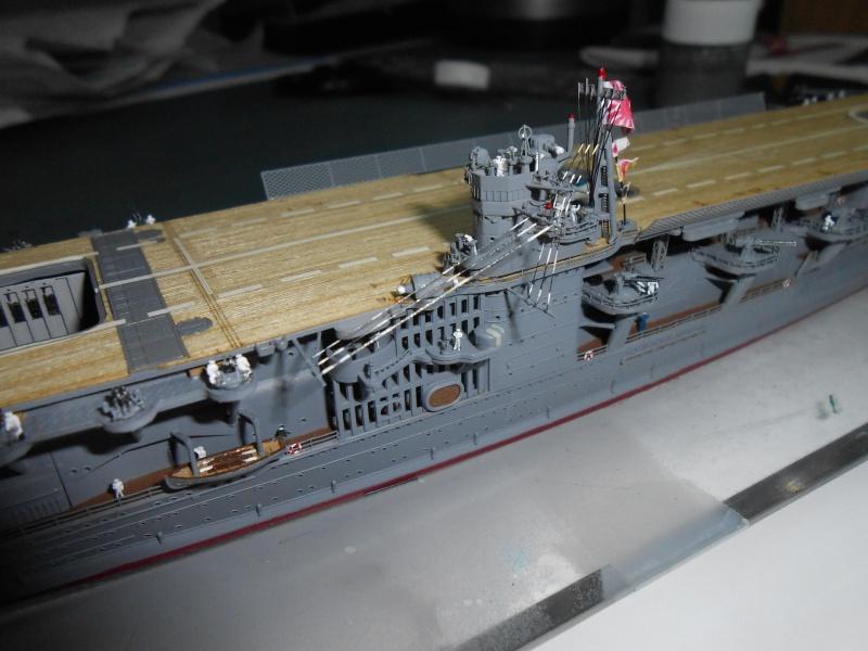 Akagi hasegawa 1/700 PE/pont en bois /babiolles 383567aka700fini023