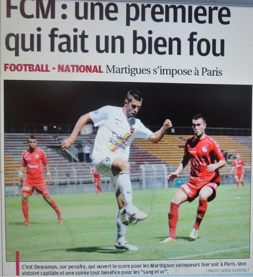 PARIS FC - Page 2 384466P1220546