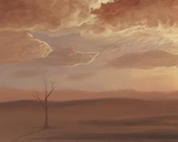 Cursed Salt Plains