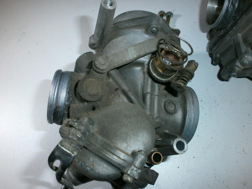 Nettoyage carburateurs de transalp 600 384842P1270013
