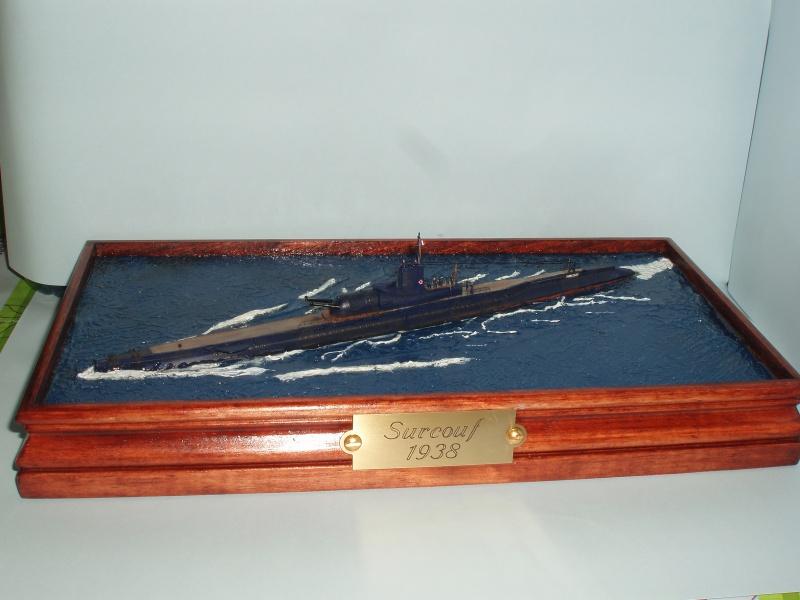 sous-marin SURCOUF 1/400 385118dio027