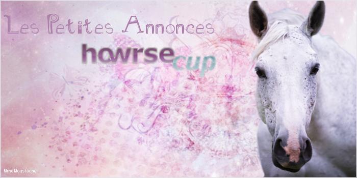 Les Petites Annonces d'Howrse Cup!