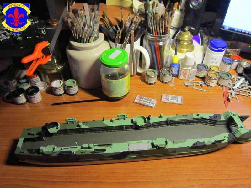 U.S. Navy Landing Ship Médium (Early) au 1/144 de Revell par Pascal 94 - Page 9 385386IMG42551