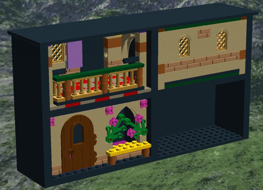 [MOC] Boîte de présentation Moi et mon dragon, en mini-maison de campagne 385561boite16
