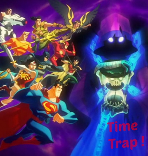 Groupe RP : Justice League 386116Time00
