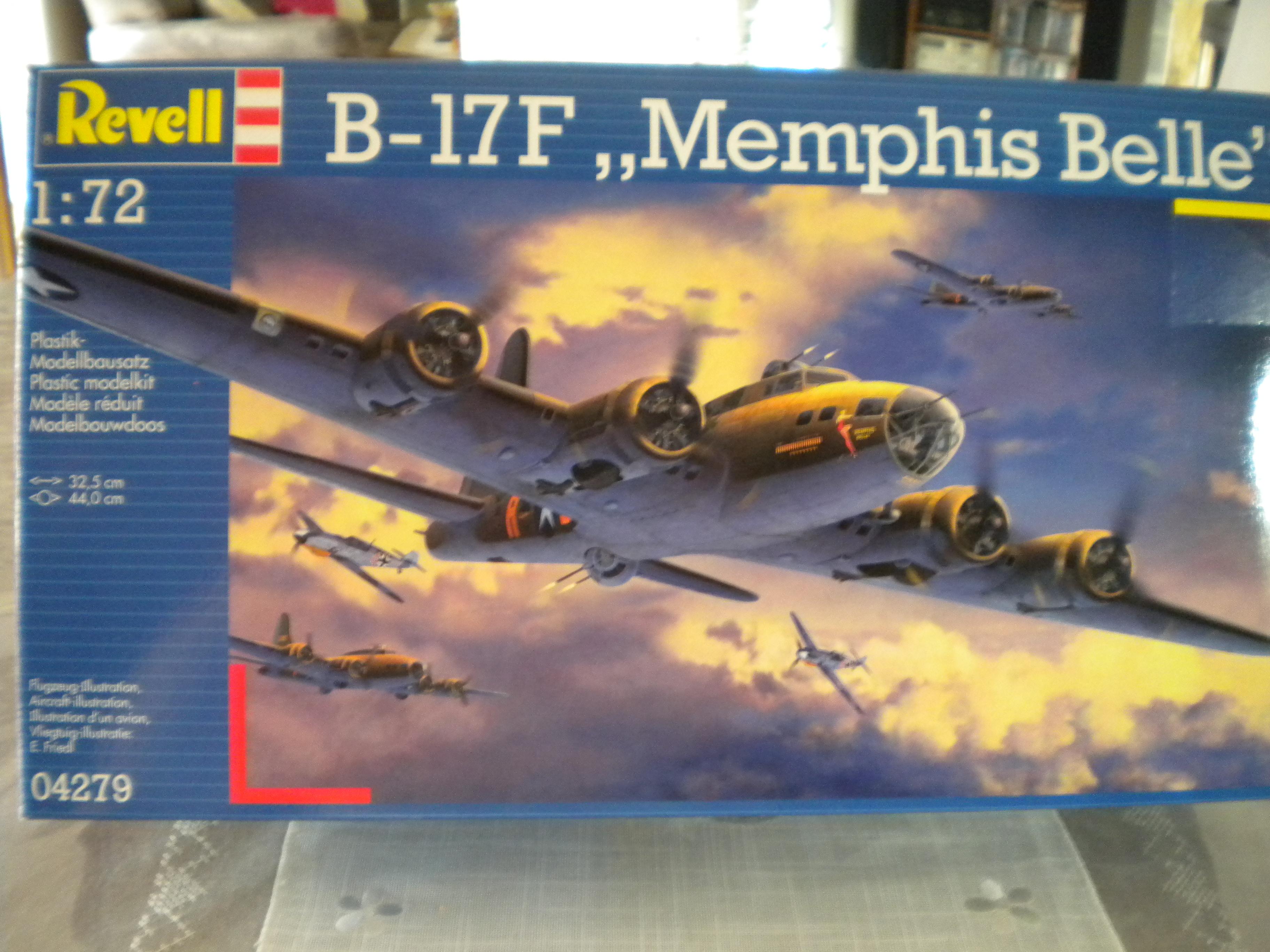 B-17F MEMPHIS BELLE  386851DSCN7533