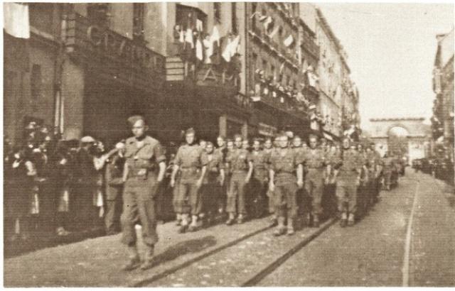 Le Bataillon de Choc 1943/1963. Photos. 387348DijonleCapitaineLAMY