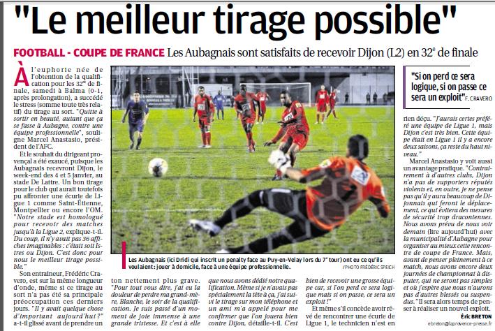 FC AUBAGNE // CFA2 GROUPE SUD EST  G - Page 6 387367205