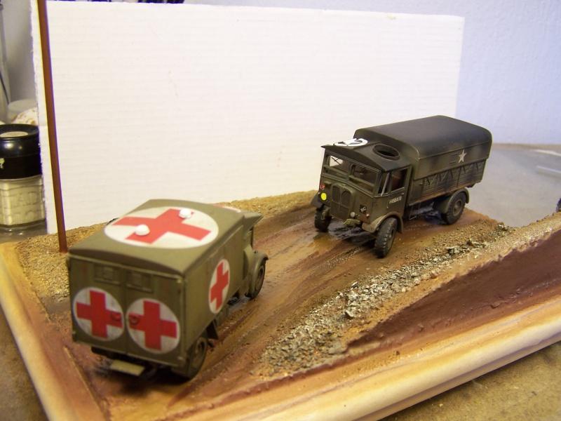 AEC Matador et Ambulance Austin K2 387470MatadorAustinK2016