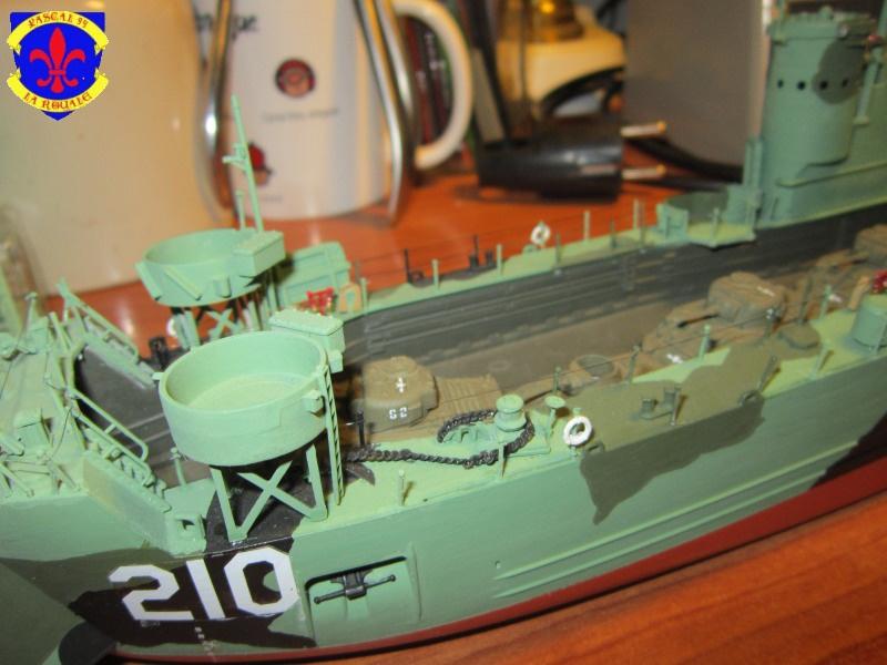 U.S. Navy Landing Ship Médium (Early) au 1/144 de Revell par Pascal 94 - Page 14 387541IMG43871