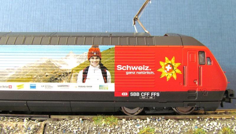 SBB 460 036-7  ROCO  3 rails AC 388623IMG3916