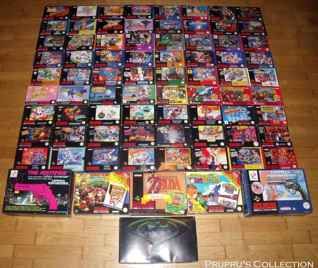 Prupru's Collection ! 100% Super Nintendo et 200% Super Comboy !! - Page 7 388843DSCF4234