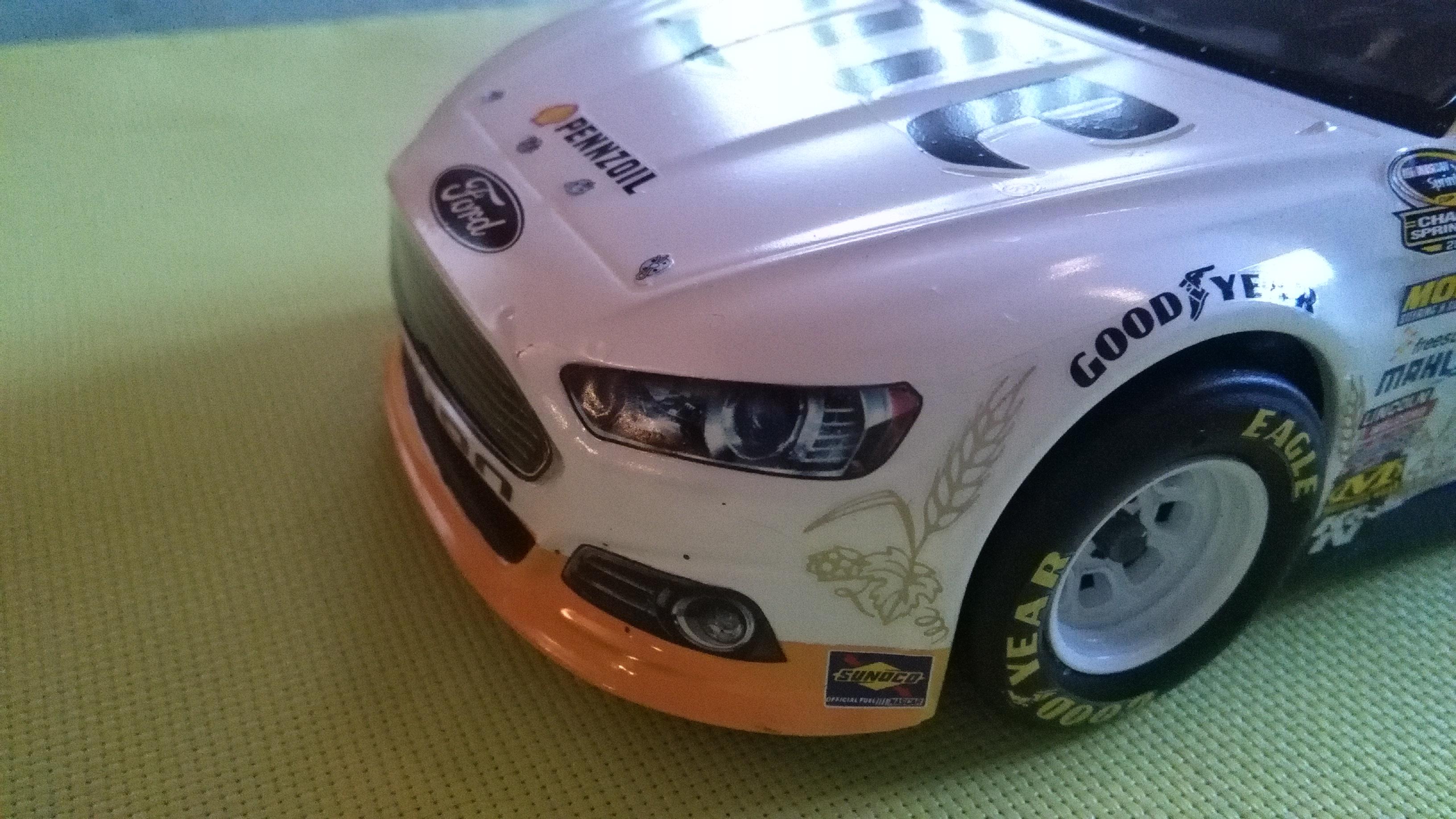 Ford Fusion Penskee 2014 #2 Brad K. Miller Lite - CHASE Version 389158F2013217