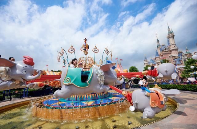 [Shanghai Disney Resort] Le Resort en général - le coin des petites infos  - Page 5 389777w971