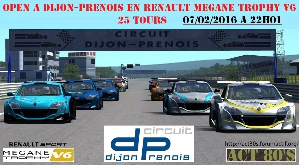 Open Renault Megane Trophy V6 à Dijon-Prenois le 07/02/2016 389856openrenaulttrophyv62