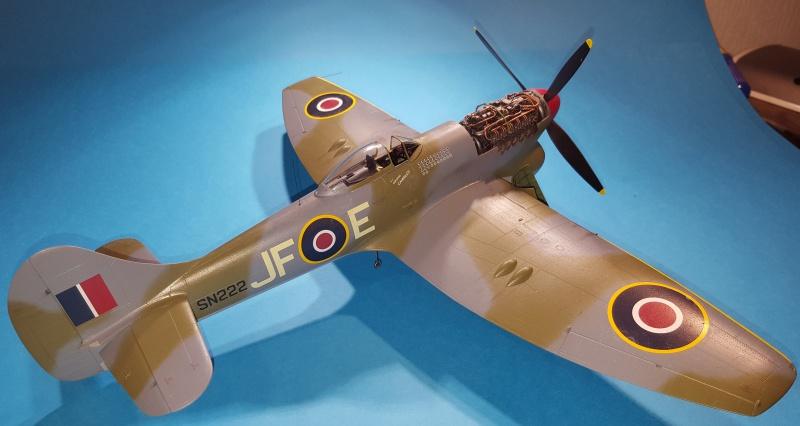 Hawker Tempest Special Hobby au 1/32ème - Page 4 39066220170926200301
