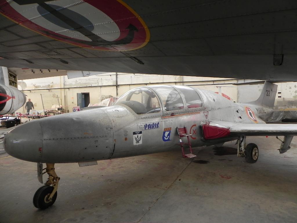 [ Les Musées en rapport avec la Marine ] Musée de l'Aeronautique Navale de Rochefort - Page 6 392158Moranesaulnier2