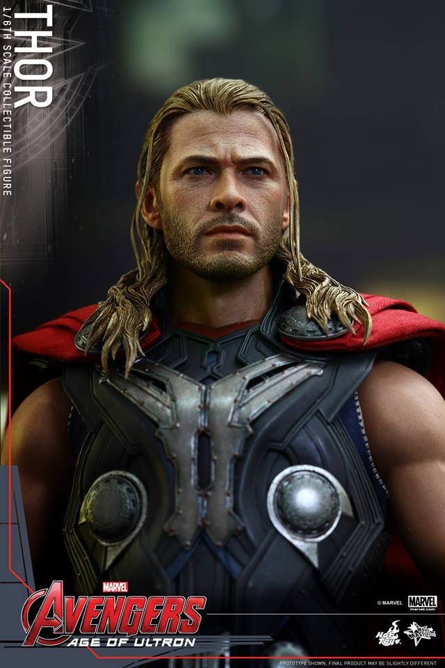 HOT TOYS - Avengers: Age of Ultron - Thor 393626115
