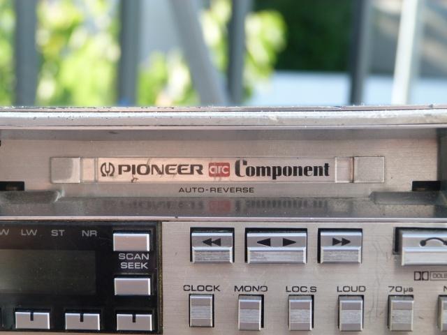 VW T3 1982 (Acte II), Pioneer Component 1982 395040P1230742