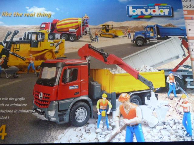 Nouveautés Bruder pour 2014 395494P1030777