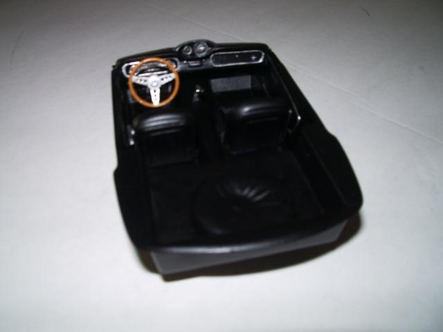 mustang shelby 350 GT 1965  kit monogram 1/24 . 396019IMGP3033