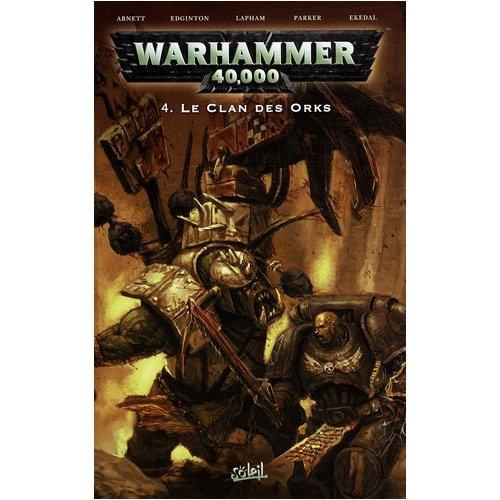 Warhammer 40K en Bande Dessinée (Non Black Library) 396077BD4