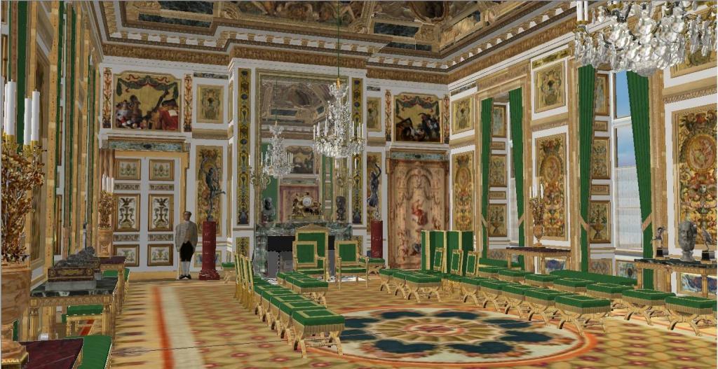 Reconstitution virtuelle du Palais des Tuileries, états Premier Empire et Second Empire 396463salondesprinces