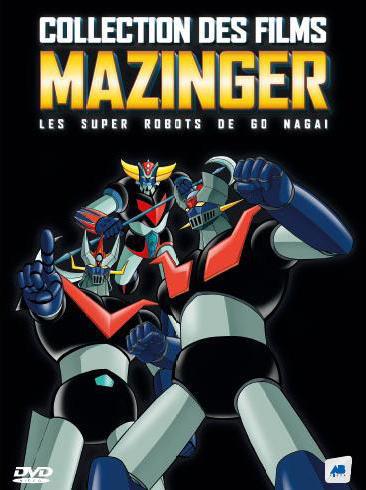 Collection des films Mazinger : les super-robots de Gô Nagaï. 396551mazingercollectionfilmssuperrobotsdegonagai