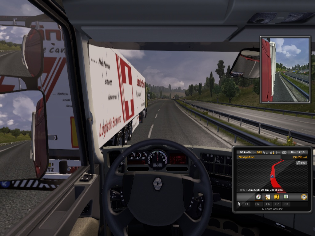 ETS2 - On the road 4 et extension Russie 396616ets200025