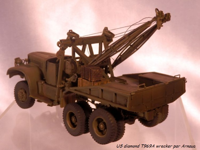 US Diamond T969A wrecker (Mirror Models 1/35) - Page 2 396709P1200043