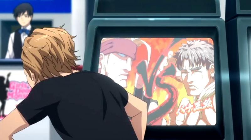 [2.0] Caméos et clins d'oeil dans les anime et mangas!  - Page 9 397979angelbeatsmatsushitatkkenvsryustreetfighter