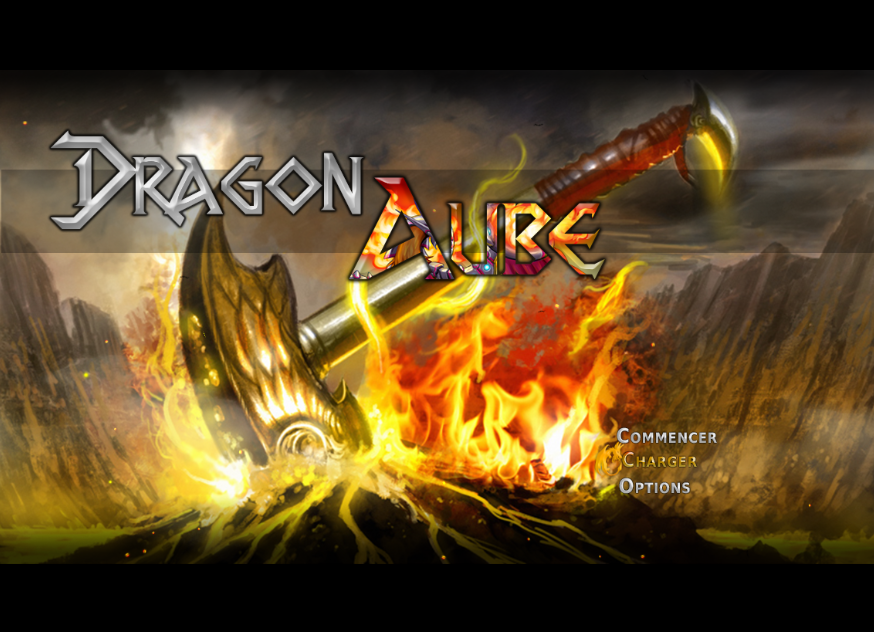 Dragon Aube 398396titleScreen